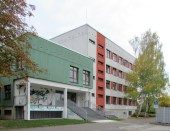 Die Wladimir-Filatow-Schule in Grünau