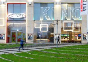 Das Cineplex am Allee-Center