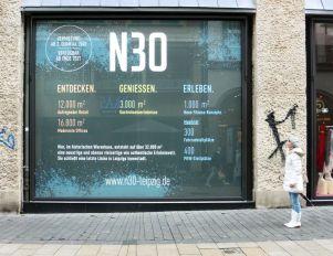 Karstadt / N30 im März 2020