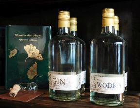 Gin, Wodka und die Mäander des Lebens