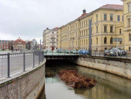 Landgericht in der Harkortstraße