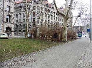 """Standort des """"Kleinen Bürgermeisters"""""""