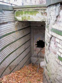 """""""Eingang"""" im Jahr 2007"""