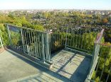 Blick vom Scherbelbergturm im Oktober 2012