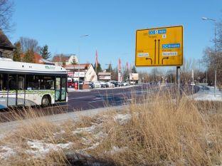 Theodor-Heuss-Straße: Nicht weit bis Heiterblick