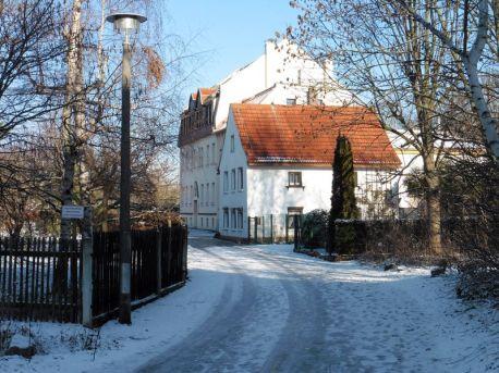 Dorfidyll, Seegeritzer Straße