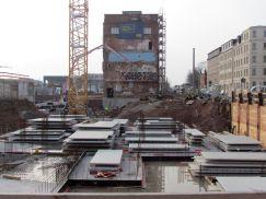 Januar 2018: Blick von der Eduardstraße zum Sudhaus