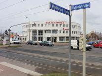 Ratzelbogen an der Kiewer Straße