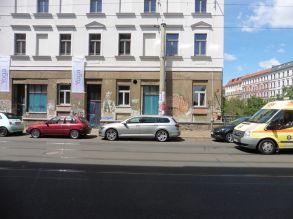 Zur engen Weste, Zschochersche Straße