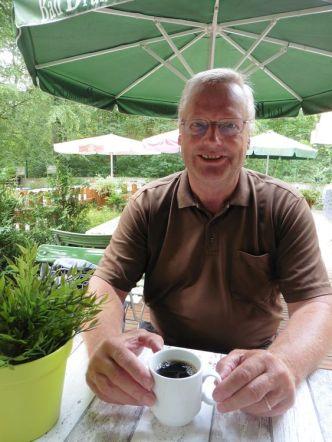 Kaffeepause in der Domholzschänke