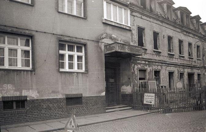 LSR in den 1970ern in der Otto-Runki-Straße (Foto: Harald)