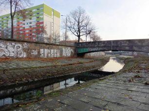 Blick nach vorn zur Parthenstraße und Residenz am Zoo