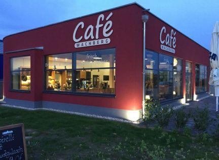 Das Café Wachberg in Rückmarsdorf