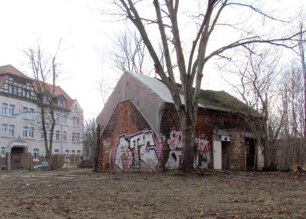 Evtl. der alte Naumann-Standort in Leutzsch (2018)?