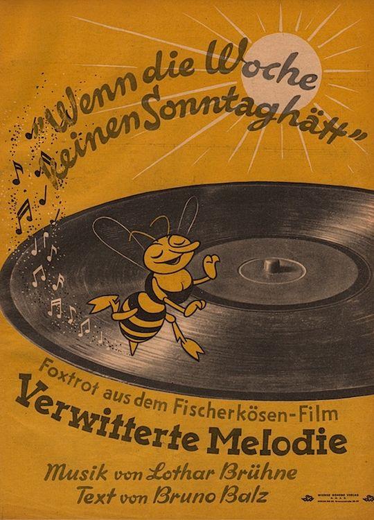 """Fischerkoesens """"Verwitterte Melodie"""" (Archiv JR)"""