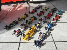 Die Modellauto-Sammlung