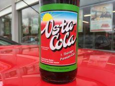 Osta-Cola aus Thüringen