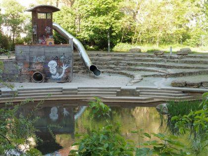 Wasserspielplatz Grassistraße