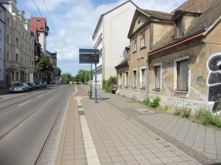 In der Ossietzkystraße