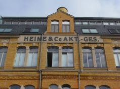 Heine & Co. AG im Bachviertel (Westvorstadt)