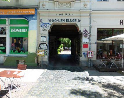 Kohlen-Kluge in der Südvorstadt