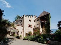 Schloss Plars in Südtirol (Foto: Familie Theiner)