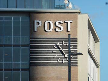 Und ab die Post!