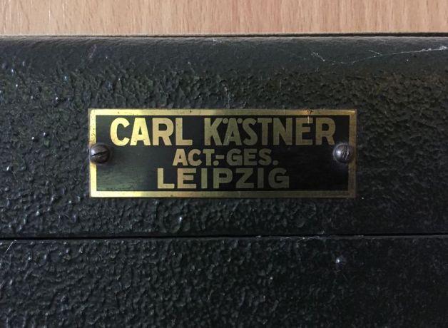 Carl Kästner AG Leipzig