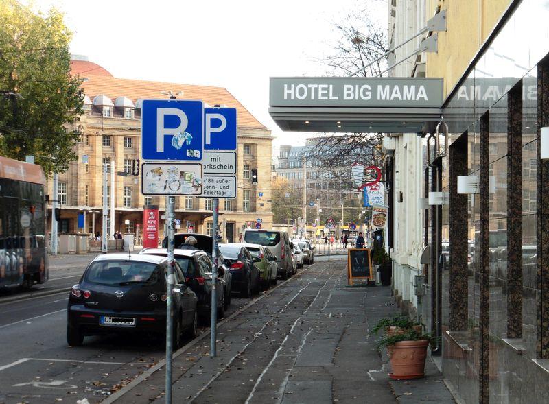 Hotel Big Mama 2020 (ehem. Vier Jahreszeiten)