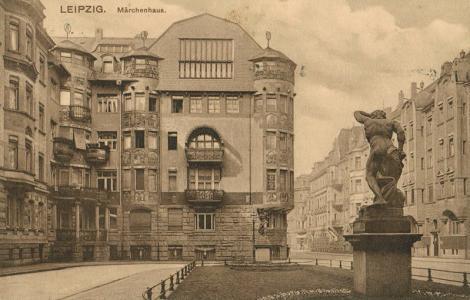 Das Märchenhaus am Nikischplatz