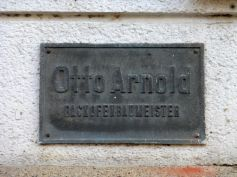 Backofenbaumeister in der Holbeinstraße