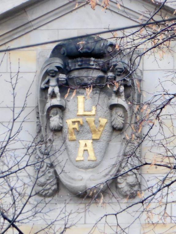 ... war Sitz der Leipziger Feuerversicherungs-Anstalt