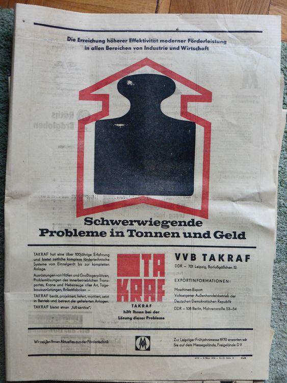 """""""Full Service"""" von TAKRAF"""