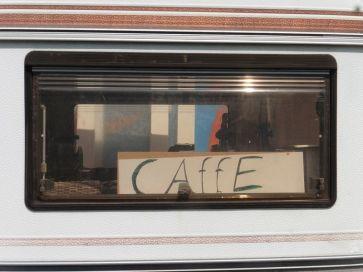 """Hier entsteht ein """"Caffe"""""""