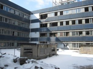 Robotron-Innenhof 2012/13 (Foto: PH)