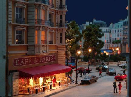 Boddins Paris, Foto: Peter Franke