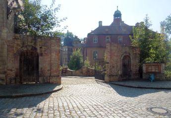 Wasserschloss in Mücheln