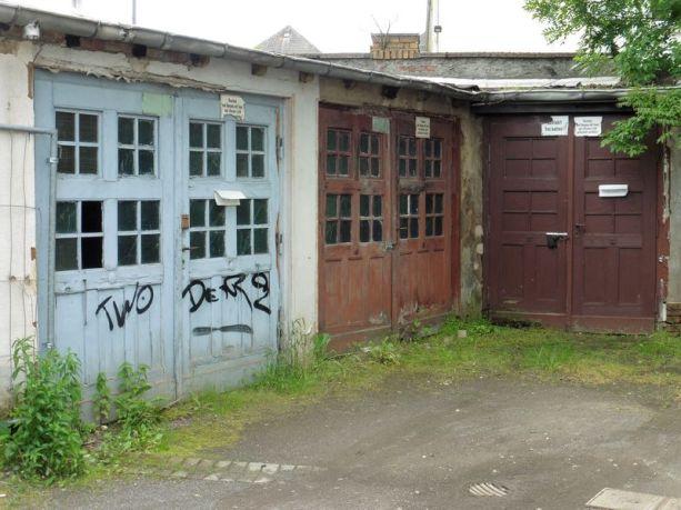 Garagen in Dölitz