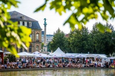 Stuttgarter Sommerfest 2015Foto: Thomas Niedermueller / www.niedermueller.de