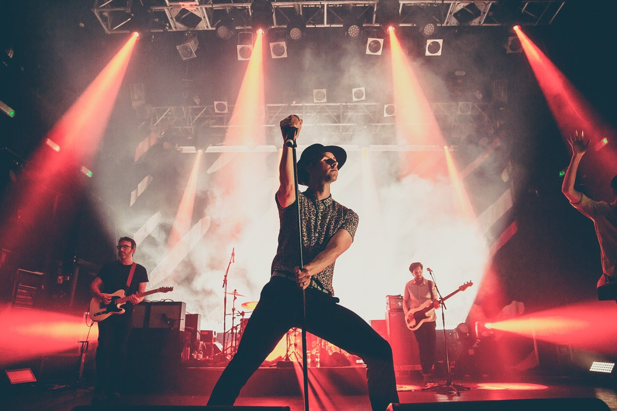Foto: Maximo Park Camden Rocks London 2018