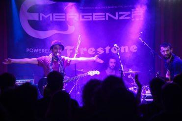 Emergenza Festival in Privatclub, Berlin.