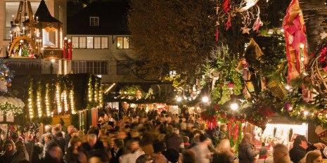 Weihnachtsmarkt Stuttgart, Foto: Stuttgart Marketing
