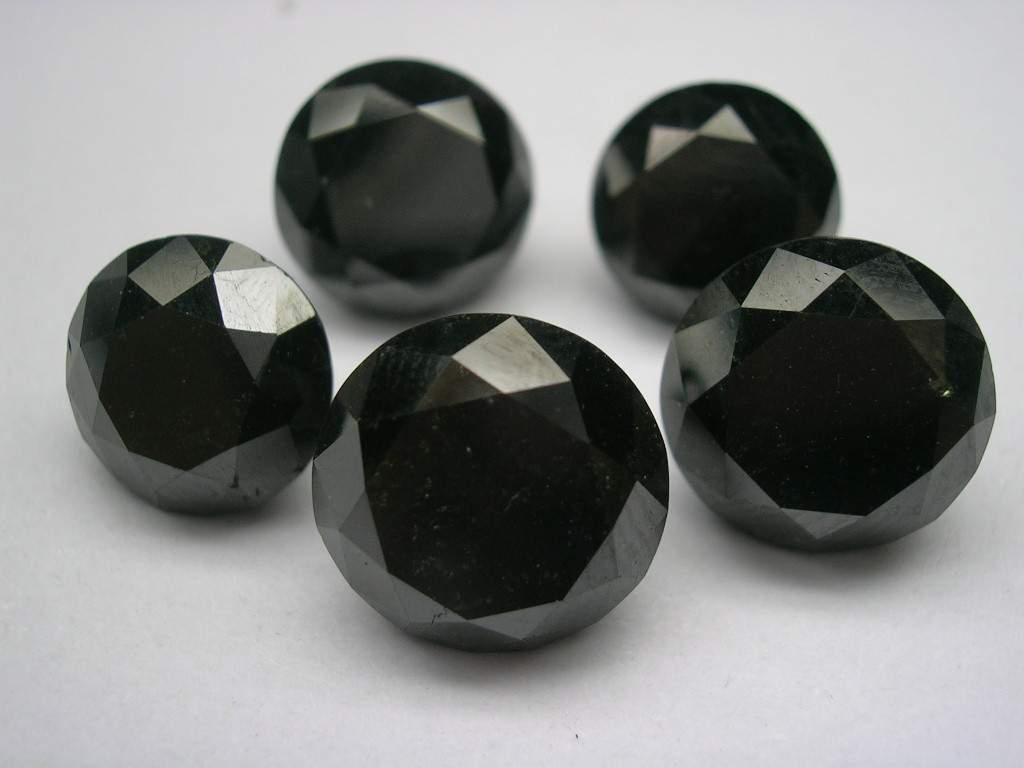 Black Black Diamonds