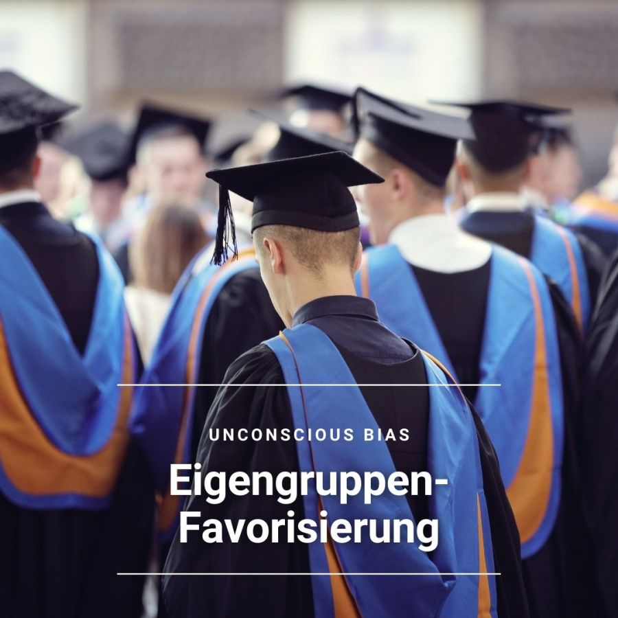 Gehrke Vetterkind_Unconscious Bias_Eigengruppen-Favorisierung