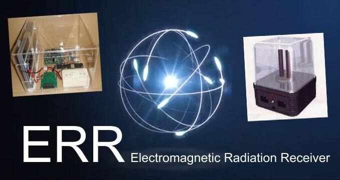 Electromagnetic radiation receiver Dr James Benjamin Schwartz