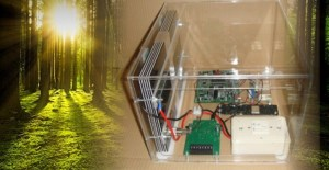 Fluxgenerator grüne Energie Technik