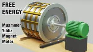 Magnetmotor von Yildiz