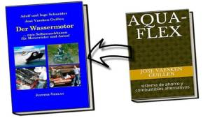 Wassermotor und Aquaflex auf deutsch