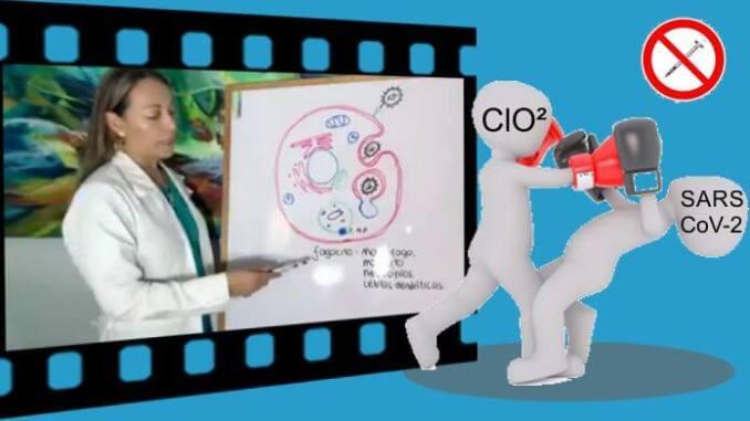 Impfstoff versus Chlordioxid