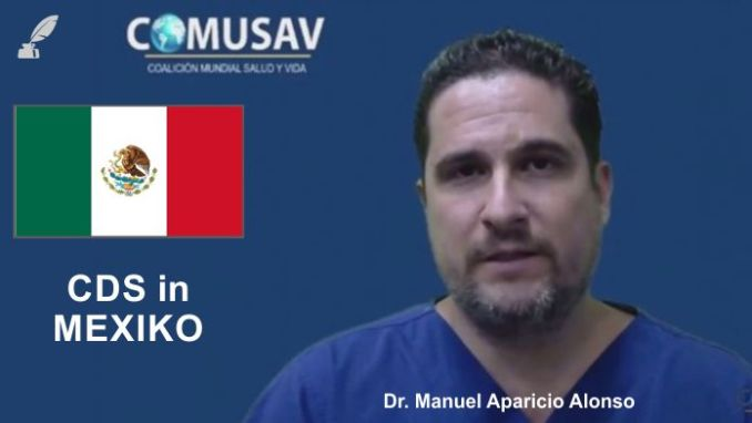 Klinische Erfolge bei COVID-19 mit Chlordioxid – Dr. Manuel Aparicio Alonso
